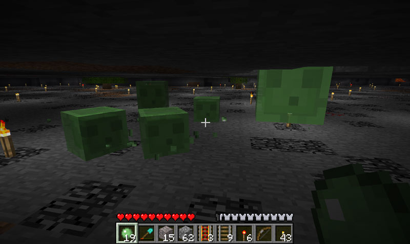 Minecraft how to farm slime balls from slimes a ccuart Choice Image